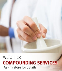 Compounding Service in brampton