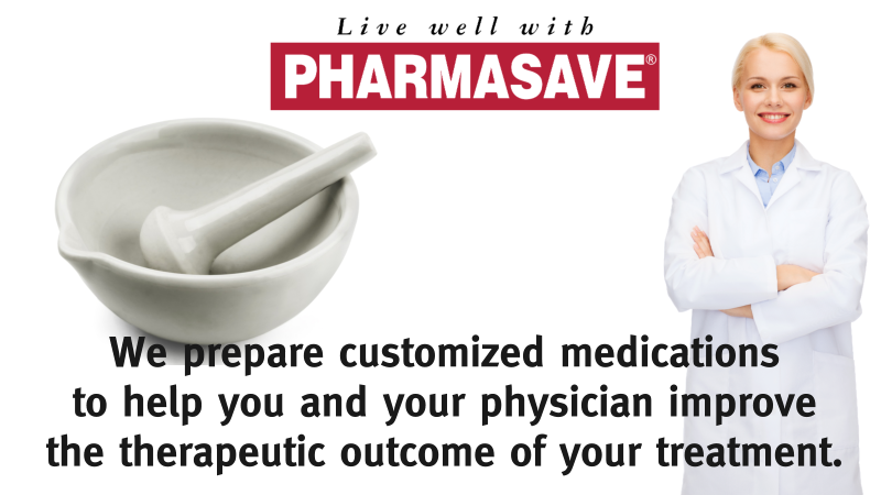 BramQueen Pharmacy compounding service