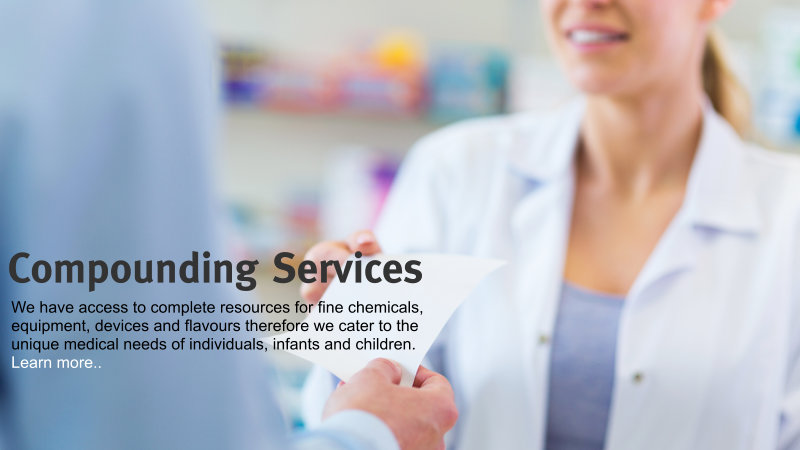 compounding pharmacy in Brampton